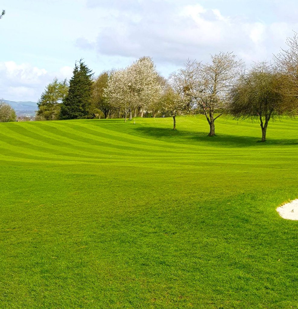 Crichton Golf Course as recommended by your golfer magazine