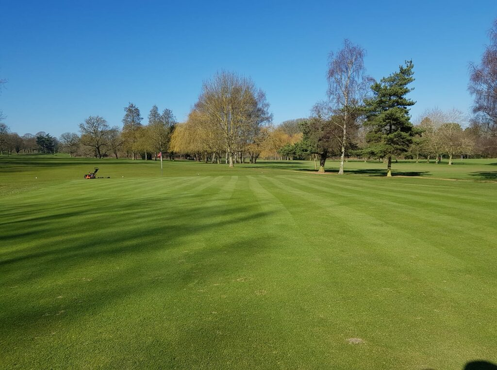 Ingestre Park Golf Club as recommended by Your Golfer Magazine main pic