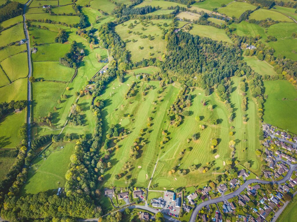 Builth Wells Golf Club as recommended by your golfer magazine - main pic