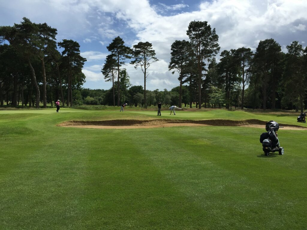 Brokenhurst Manor Golf Club as recommended by Your Golfer Magazine