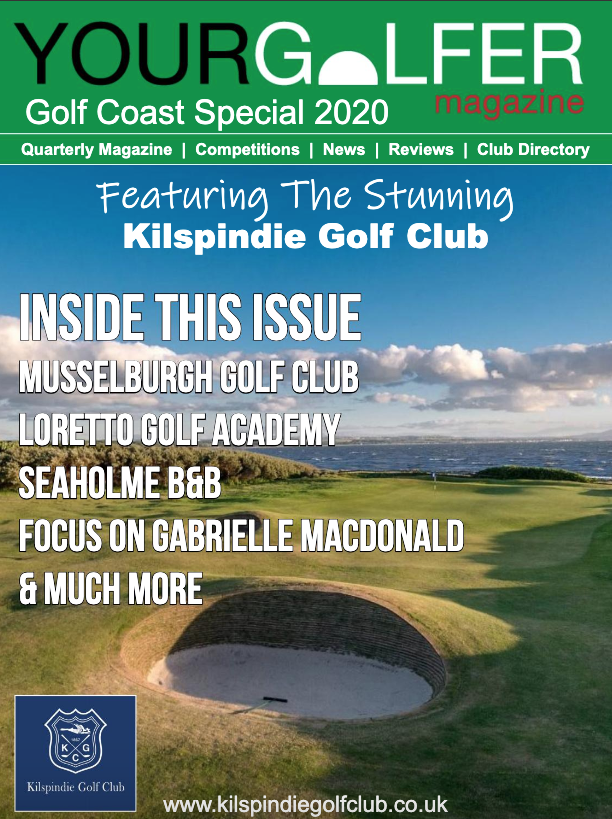 Kilspindie as recommended by your golfer magazine