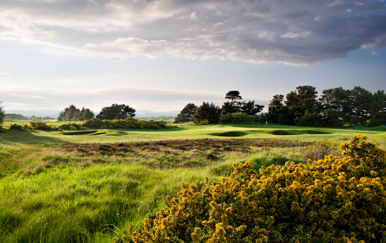 The Irvine Golf Club as recommended by Your Golfer Magazine
