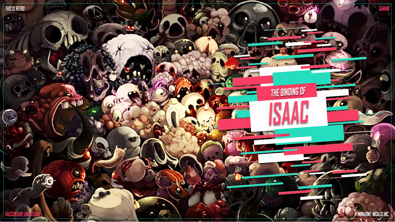 Isaac, Nicalis, recensione