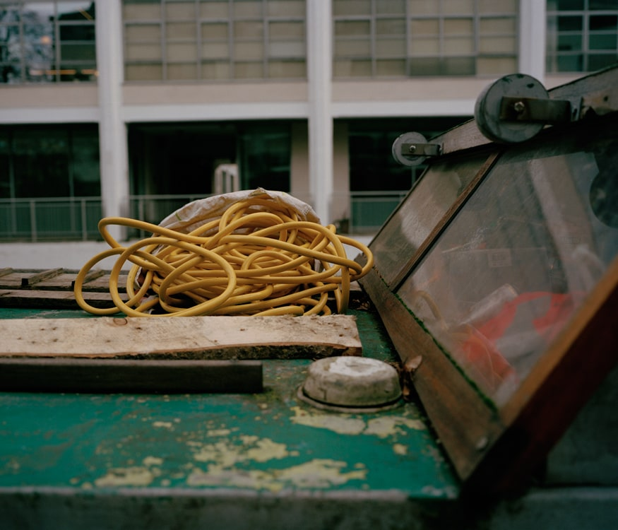 canal rope london regents