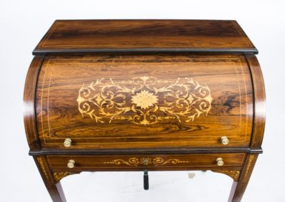 07564-antique-lady-s-rosewood-marquetry-cylinder-bureau-c-1880-3
