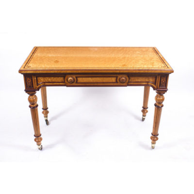 Antique Writing Table Desk Dating From Around 1830