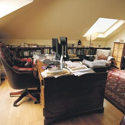More Writers' Rooms – Clive James