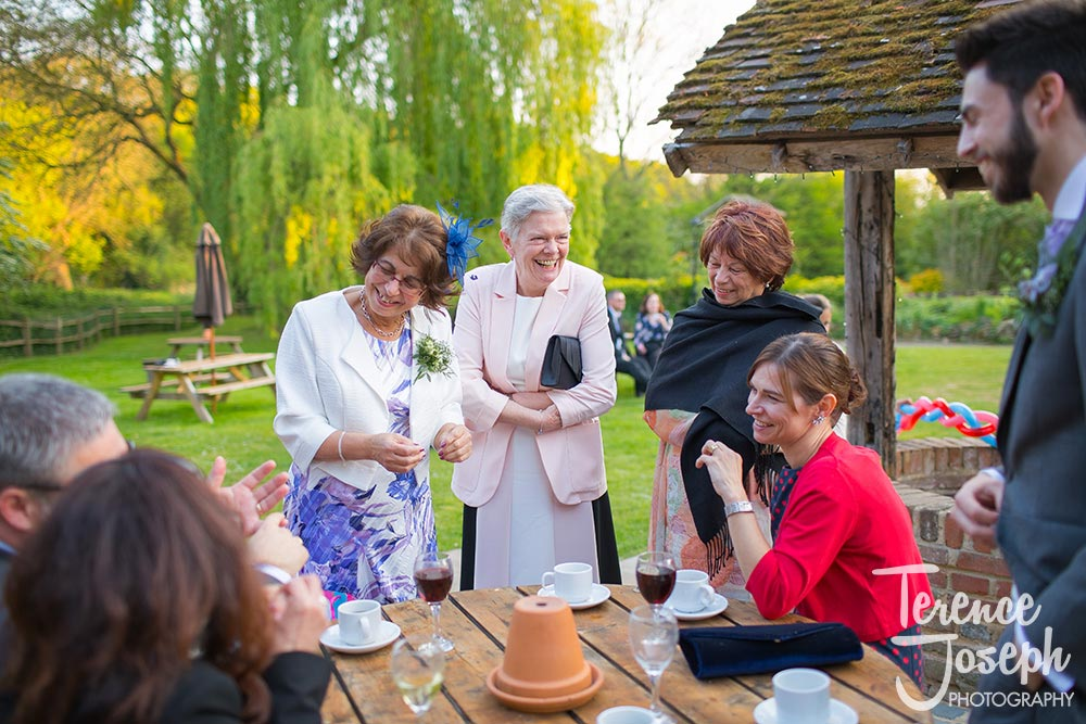Wedding Reception The Plough at Leigh