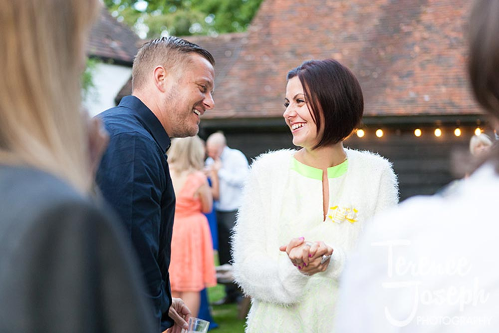 Barn wedding Reception at The Plough at Leigh