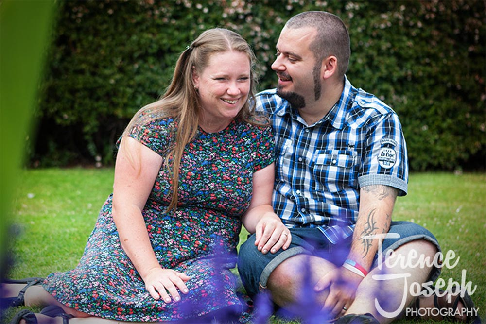 Well Hall Pleasaunce London Wedding Engagement Session