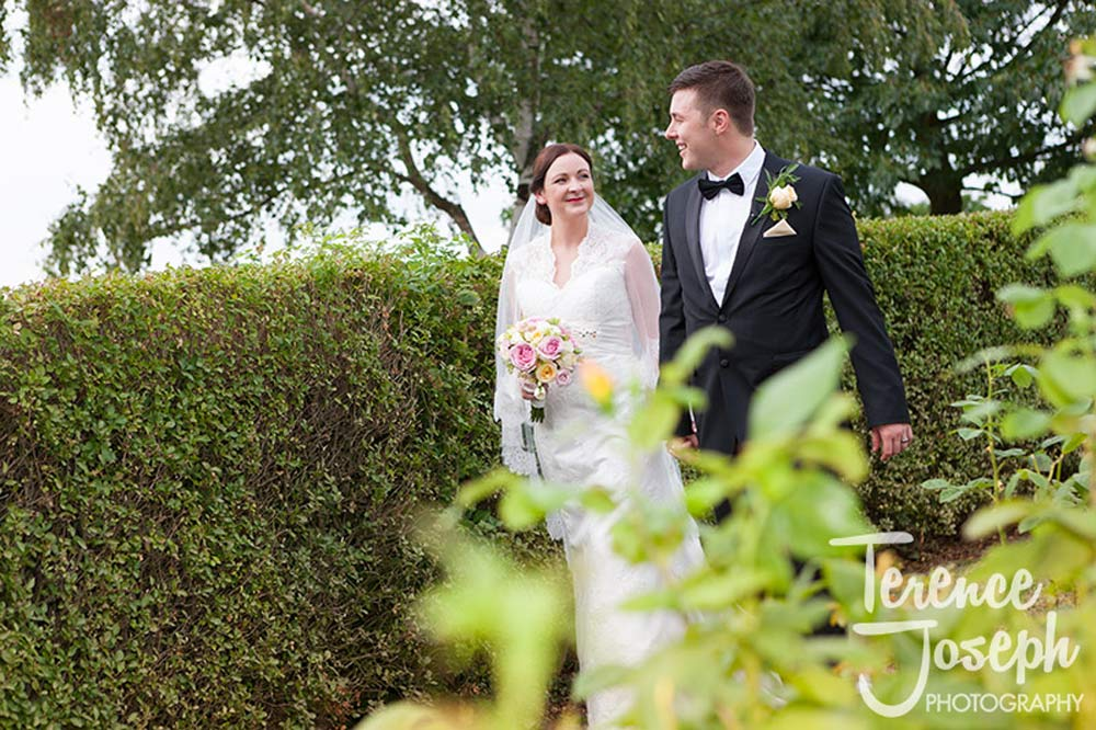 Wedding couple photos at The Cavendish Eastcote