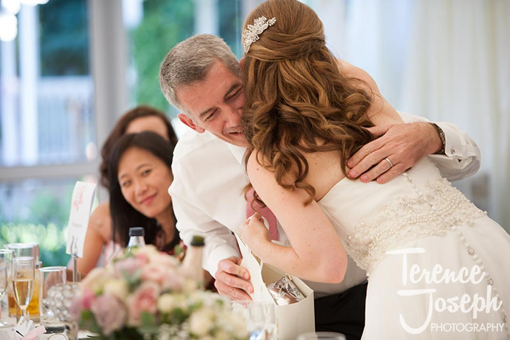 Trunkwell House Wedding Speeches