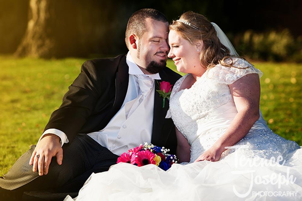 Natural Outdoor Wedding Photography