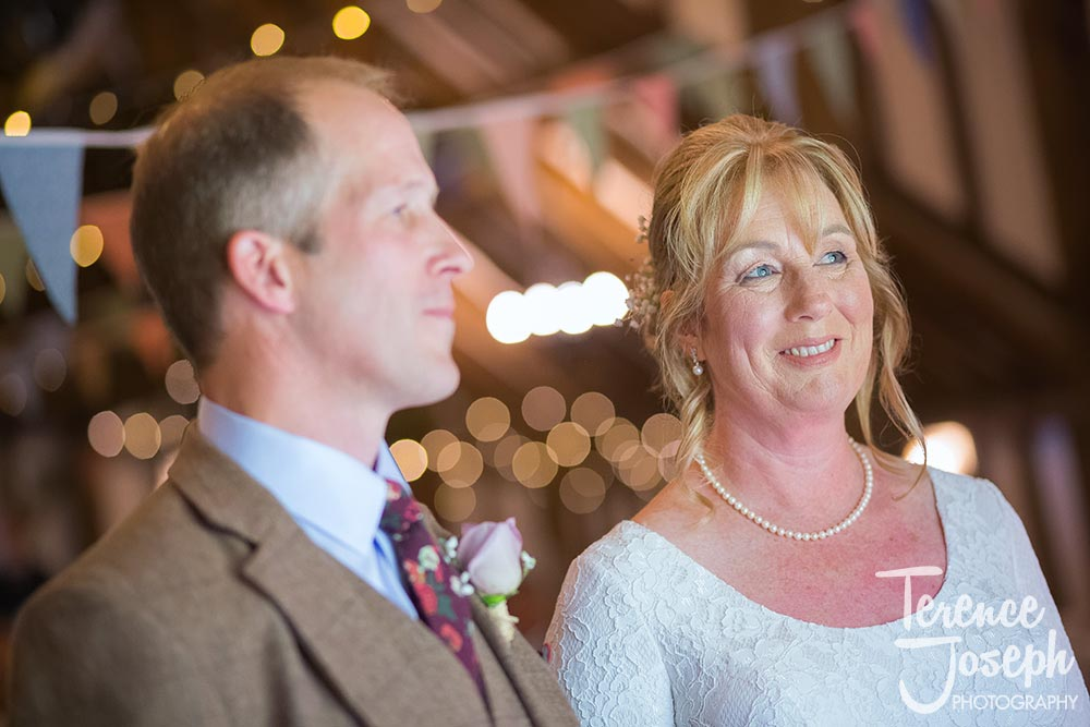 The Plough at Leigh Wedding Ceremony
