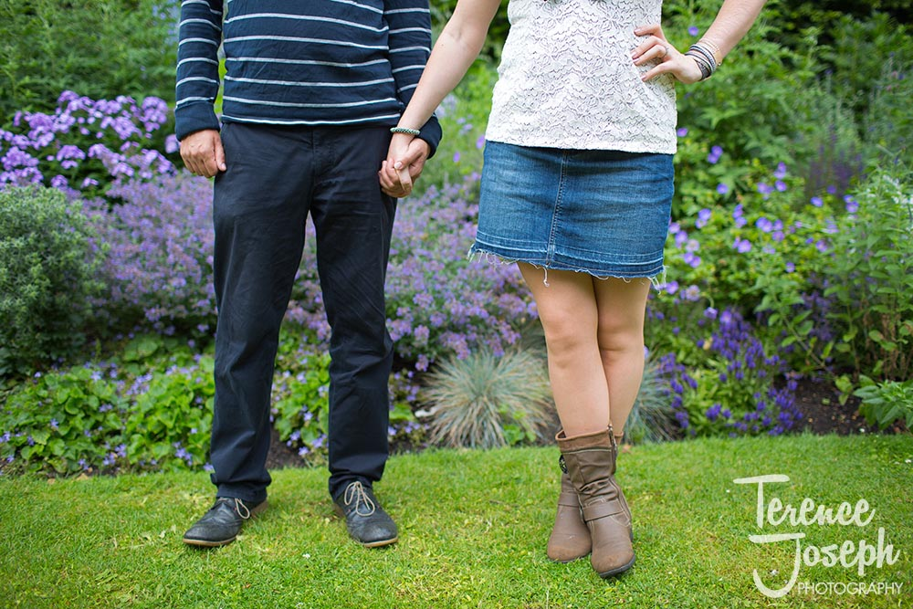 Regents Park London Engagement Photo Session by Terence Joseph Photography