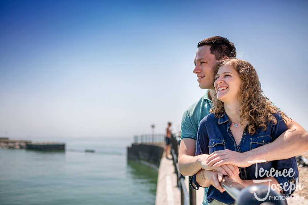Hastings engagement photo session