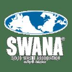Swana logo invert