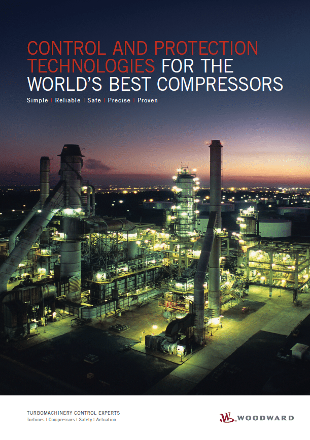 Compressor Control and Protection Brochure