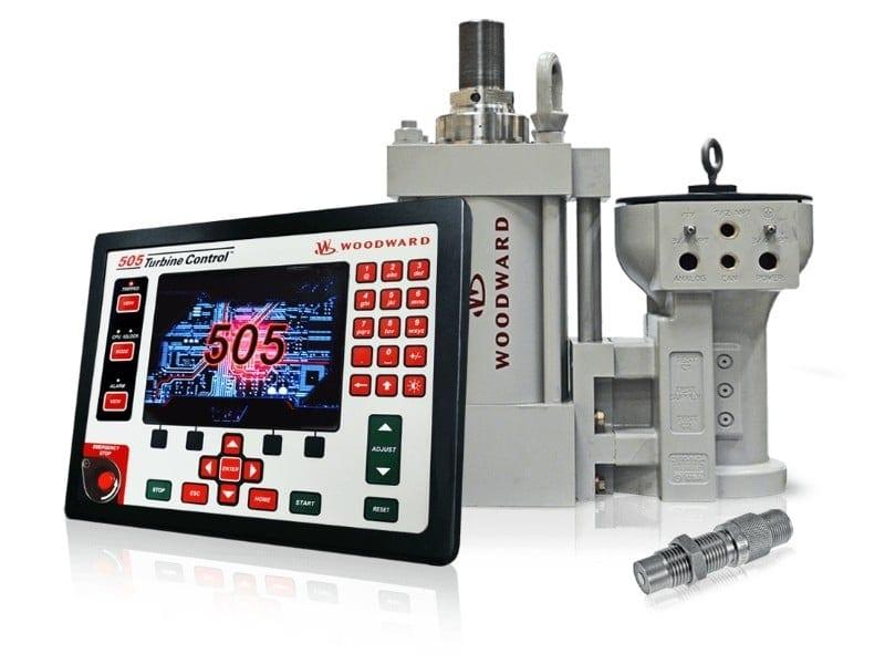 Steam Turbine Generator Control System