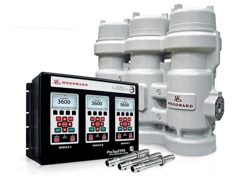 Steam Turbine SIL-3 Safety System