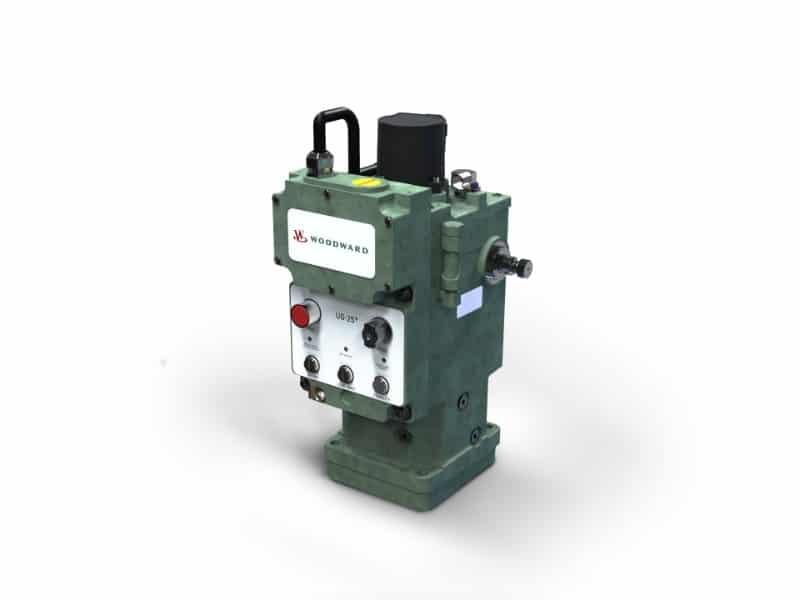 UG25-P3 Actuator Integrated Speed Control