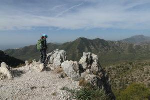 Views en route to El Cielo