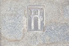 Segovian aqueduct marker