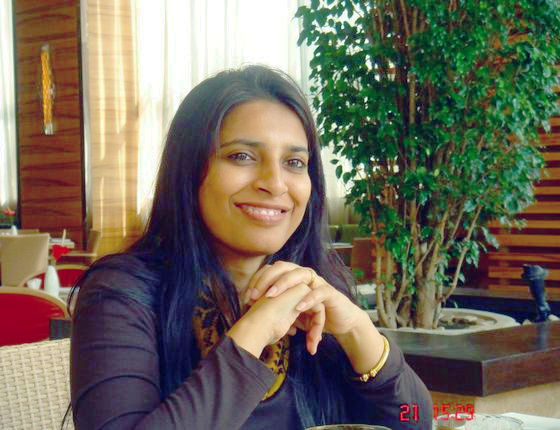 Megha Gangrade, Founder & Principal Architect.