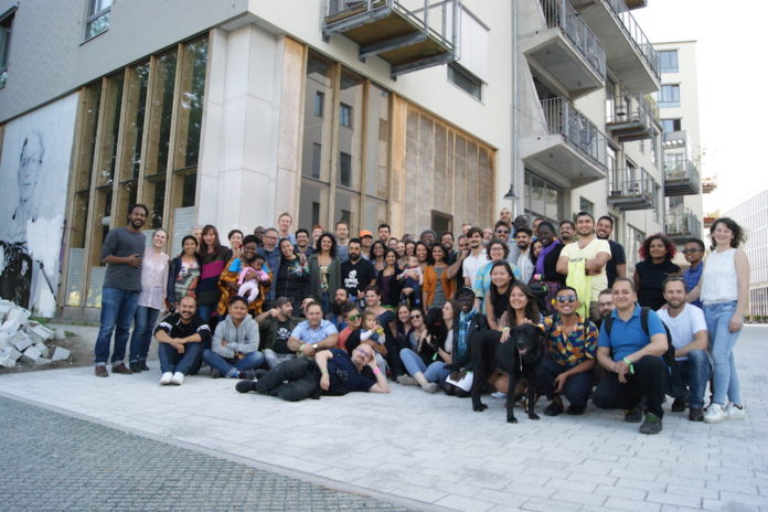 Group Foto of the Global Innovation Gathering