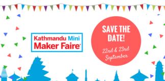 Kathmandu Maker Faire Graphic