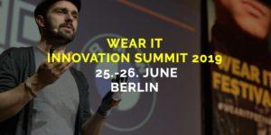Wear It Innovation Summit, 25-26 June 2019