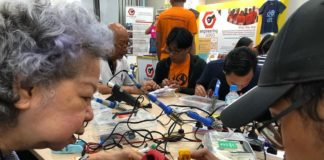 Photo of a Engineering Good workshop