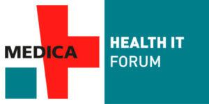 Medica Health IT Forum Logo