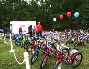 Ride On Cannon Memorial Event