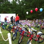 Bicycles donated