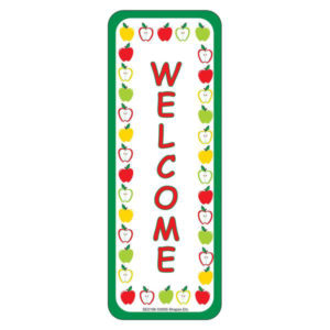 CREATIVE-SHAPES - SE-2106_From-Your-Teacher-Bookmarks-Welcome
