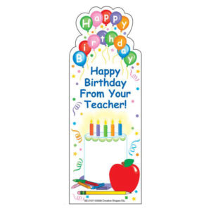 CREATIVE-SHAPES - SE-2107_From-Your-Teacher-Bookmarks-Birthday