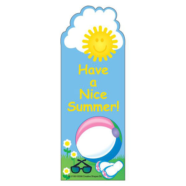 CREATIVE-SHAPES - SE-2108_From-Your-Teacher-Bookmarks-Nice-Summer