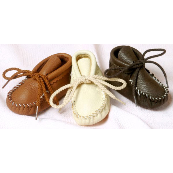 Made in USA Infant-Booties-Item-100