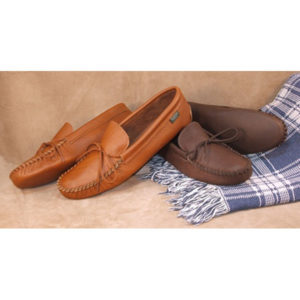 Men's-Softsole-Moccasins-Cowhide