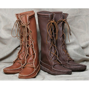 Women's-Cowhide-Knee-High-Boots