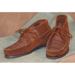 Women's-Suede-Lace-up-Chukka-Aztec