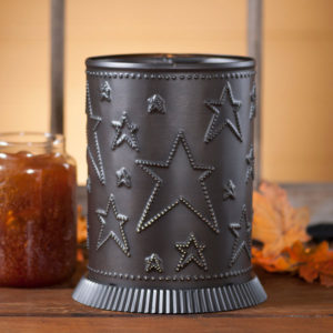 Candle-Warmer-with-Country-Star-in-Kettle-Black