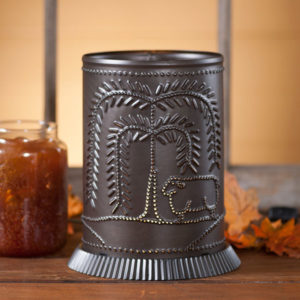 Candle-Warmer-with-Willow-and-Sheep-in-Kettle-Black