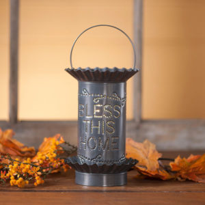 Mini-Wax-Warmer-with-Bless-in-Country-Tin
