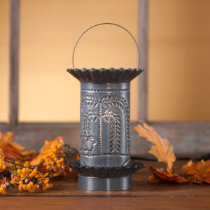 Mini-Wax-Warmer-with-Willow-and-Sheep-in-Country-Tin
