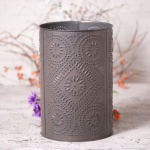 Waste-Basket-with-Diamond-in-Blackened-Tin-Product-Code
