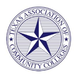 TEXAS ASSOCIATION COMMUNITY COLLEGES