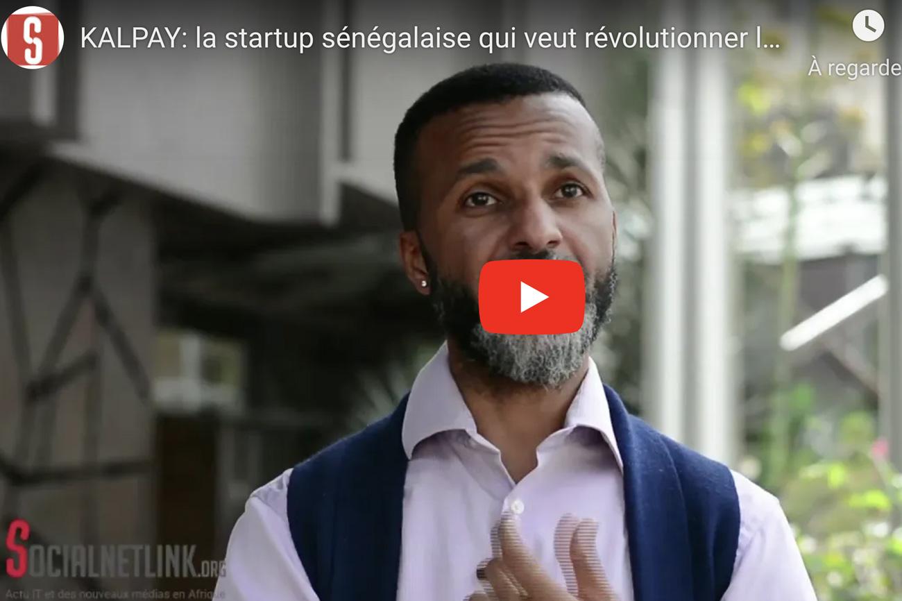 Interview Social Net Link : La startup sénégalaise qui veut révolutionner le paiement avec le QR code