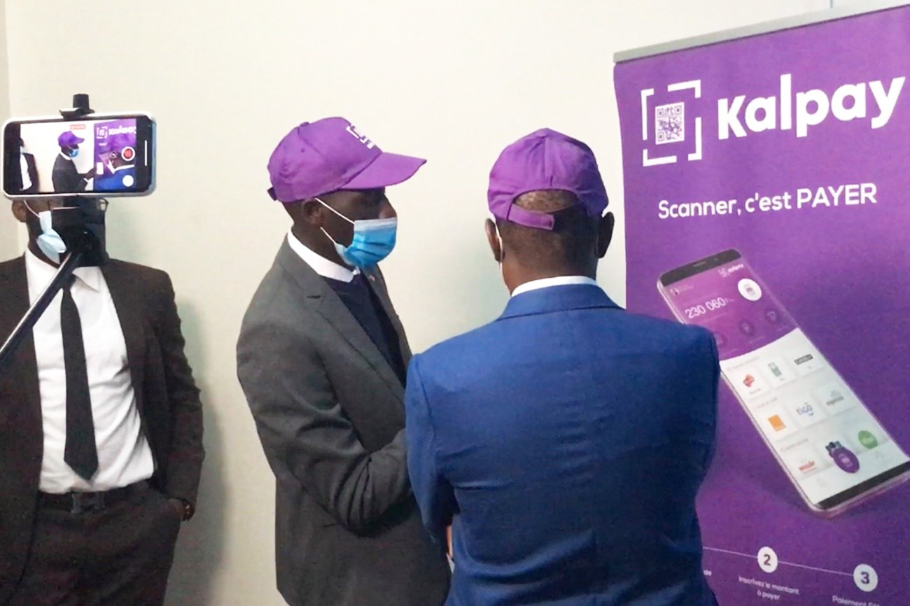 Visite du Ministre de l'Économie, du Plan et de la Coopération du Sénégal chez Kalpay